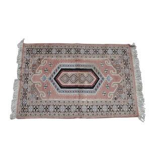 Vintage Kazakh Oriental Rug - 2′2″ × 3′1″ For Sale