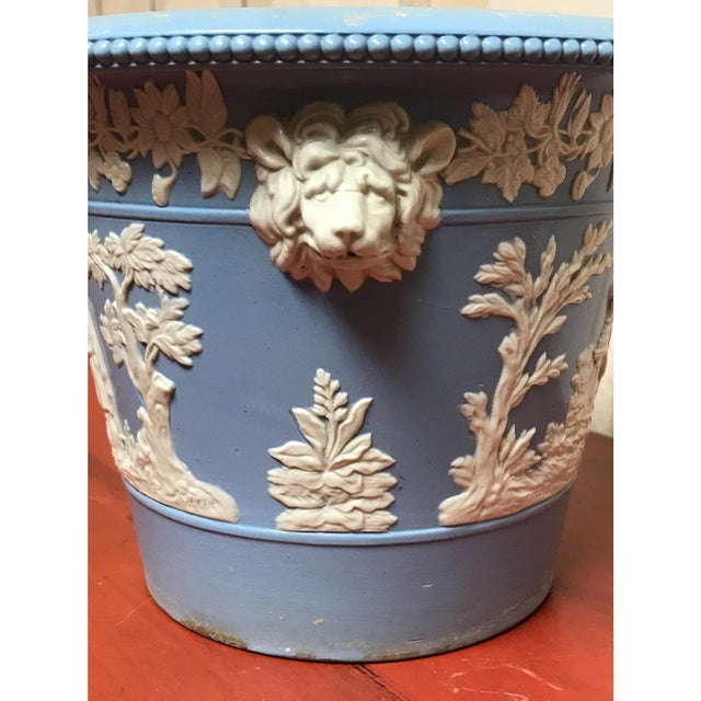 Neoclassical 19th Century English Neoclassical Cachepot For Sale - Image 3 of 4