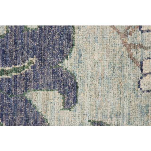 """Arts & Crafts Hand-Knotted Rug - 5' 1""""x7' 10"""" - Image 3 of 3"""