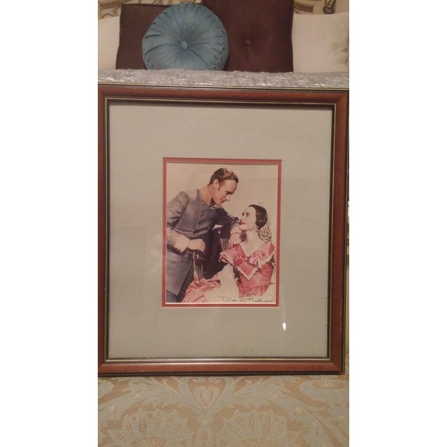 """Olivia De Havilland Signed """"Gone With The Wind"""" Photograph - Image 2 of 7"""