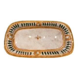 Authentic Vietri Rectangular Plate