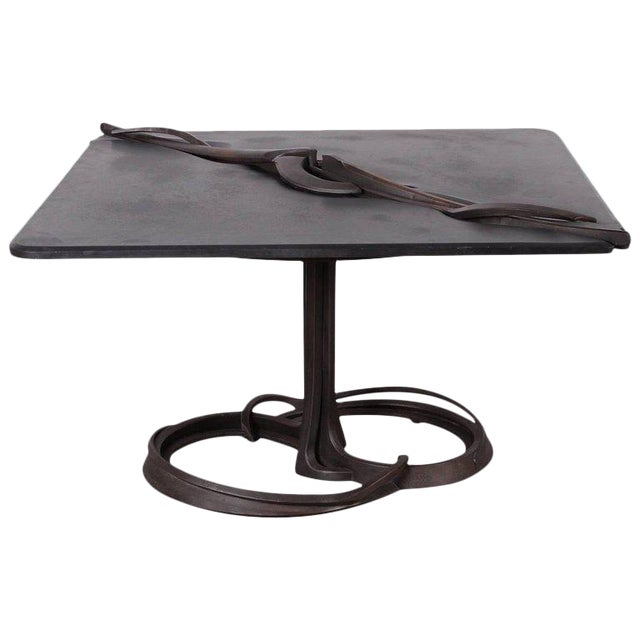 Dining Table by Albert Paley For Sale