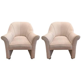 Pair of Andrew Putman 1980s Chairs For Sale