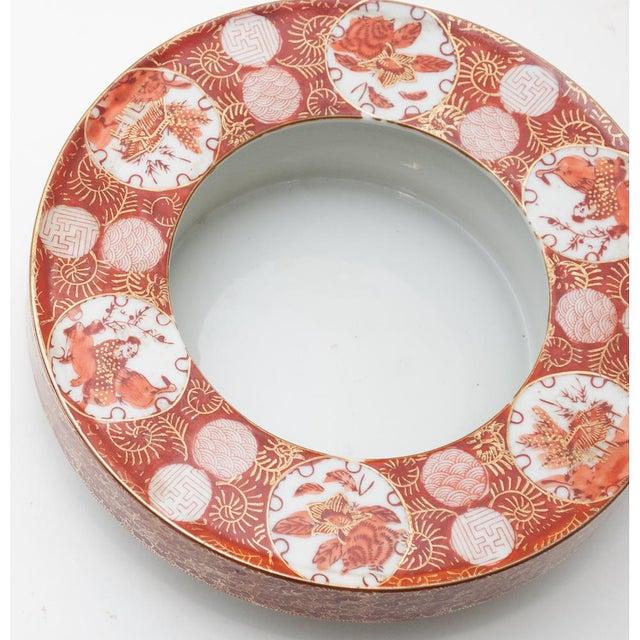 1950s Vintage Japanese Yashimamaru Bowl For Sale - Image 9 of 13