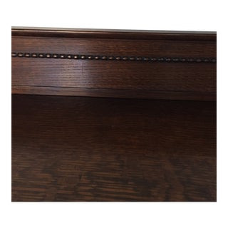 Scottish Antique Wylie and Lochhead Sideboard in the William and Mary Style 1880's-1920's For Sale