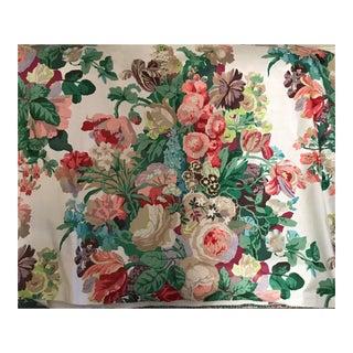 Hazelton House Ann Dorothea Floral Chintz Fabric - 1.25 Yards