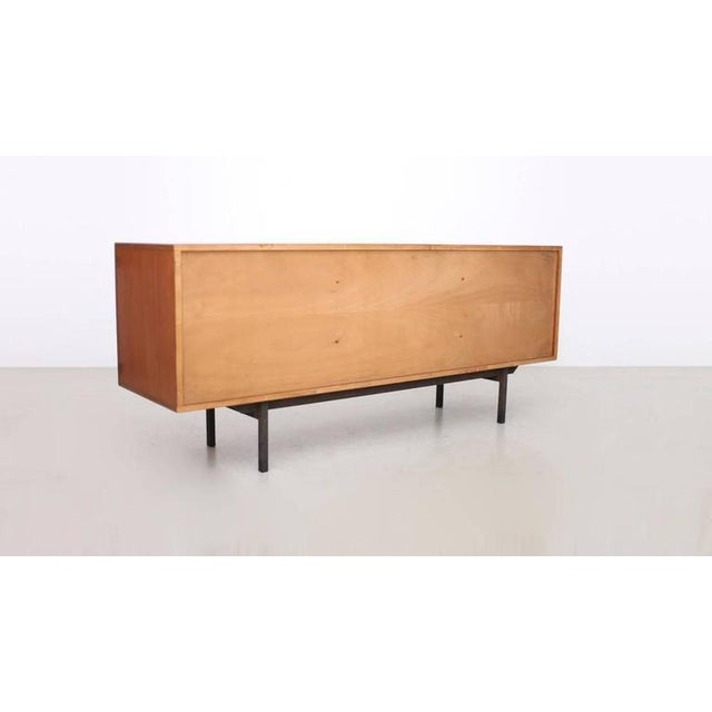 Teak Paul Geoffroy Sideboard for Bobois For Sale - Image 7 of 10