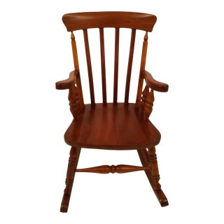 Winsor Style Rocking Chair For Sale