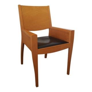 1993 Matthew Hilton Fauteuils Design Chair, Named 'Chair' For Sale