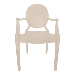 Kartell Louis Acrylic Ghost Chair For Sale
