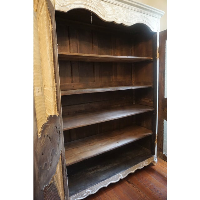 Early 19th Century Oak Bibliotheque For Sale - Image 9 of 13