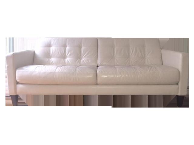 Macyu0027s Milan Leather Sofa
