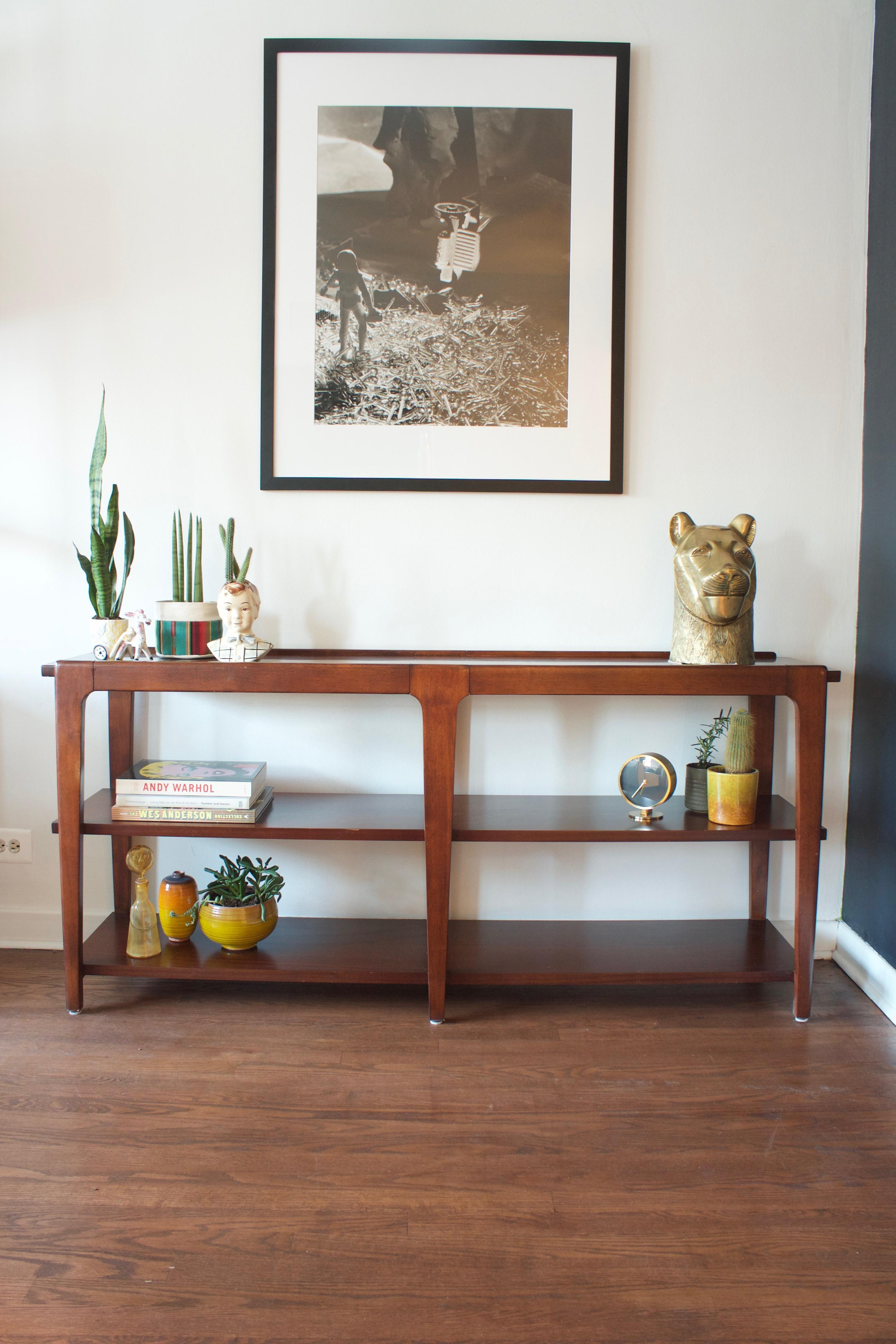 Mitchell Gold + Bob Williams Rosewood Console Table   Image 8 Of 11