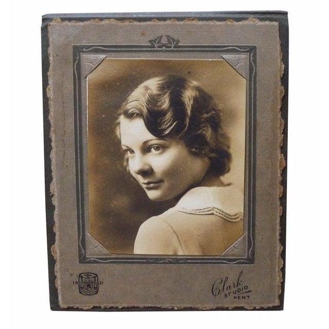 Vintage High School Portrait For Sale