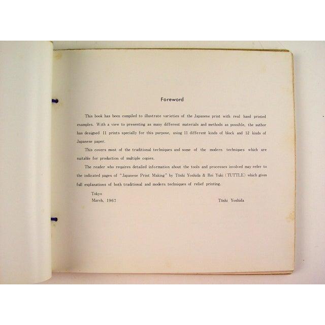 Vintage Varieties of the Japanese PrintBook - Image 9 of 10
