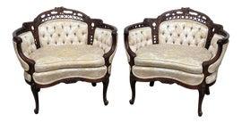 Image of Philadelphia Bergere Chairs