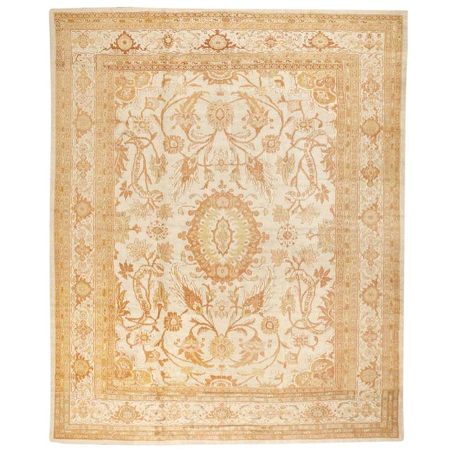 Exceptional Ziegler Sultanabad Carpet For Sale