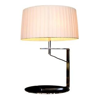Contardi Divina AP Table Lamp W/ Cream Shade For Sale