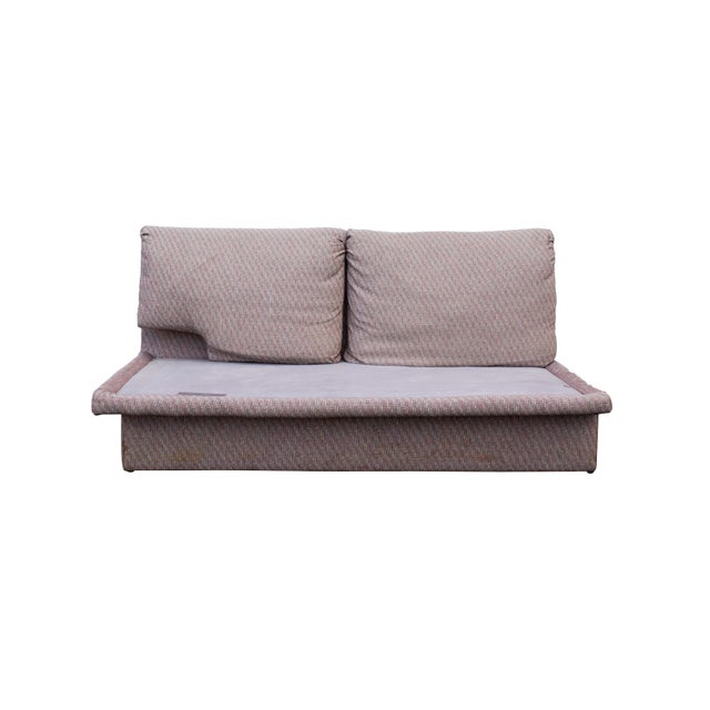 Taupe Postmodern Three Piece Sectional Sofa by Bernhardt - Set of 3 For Sale - Image 8 of 13