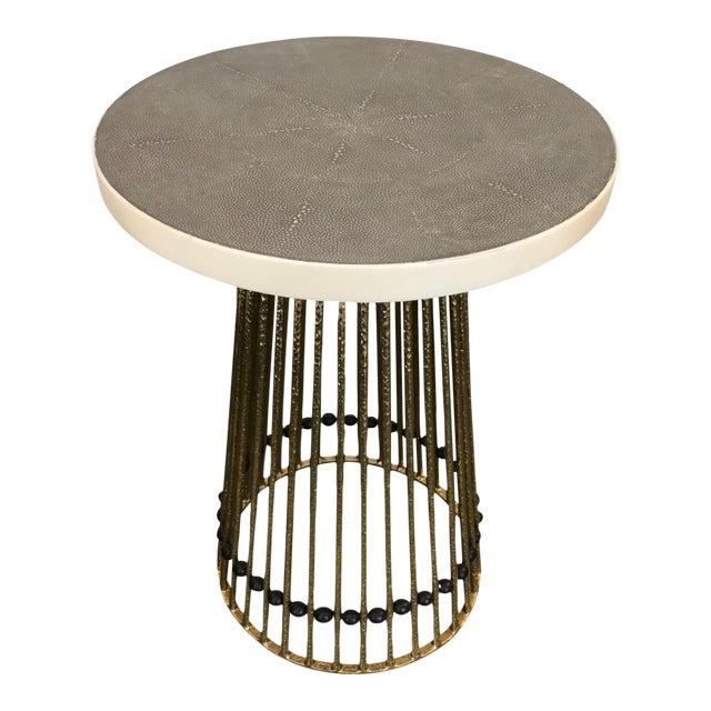 Mid-Century Inspired Side Table - Image 4 of 4