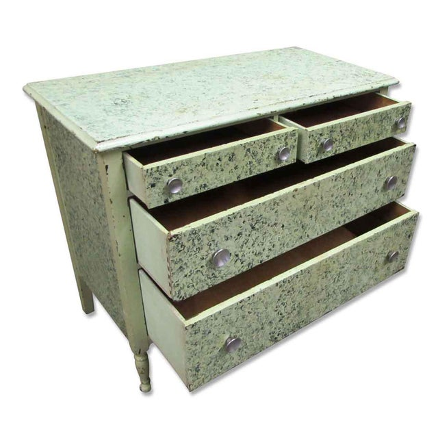 Shabby Chic Painted Chest of Drawers - Image 7 of 10