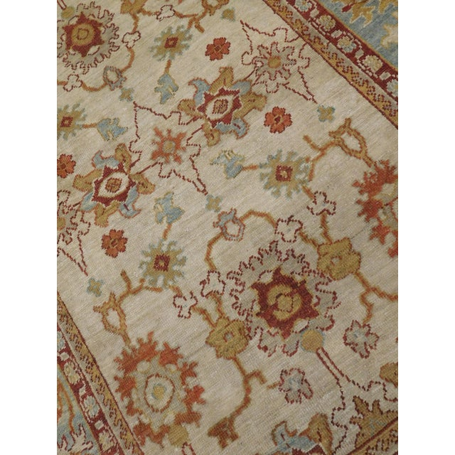 Vintage Persian Rug - 5'x 8' - Image 4 of 10