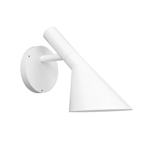 Mid-Century Modern Arne Jacobsen for Louis Poulsen AJ 50 Outdoor Wall Light For Sale - Image 3 of 5
