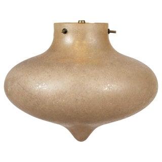 Final Markdown Murano Art Glass Pendant Vetri Soffiati Muranesi Venezia - Cappellin Venini E Co, Large. For Sale