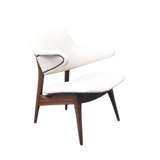 1950s Louis Van Teeffelen for WéBé Pinguïn Armchair For Sale