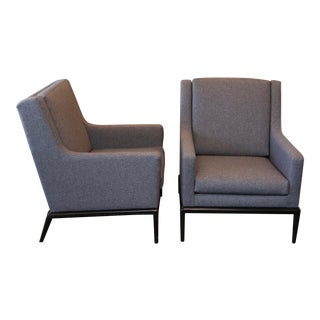 Pair of Martin Brattrud of California Club Chairs For Sale