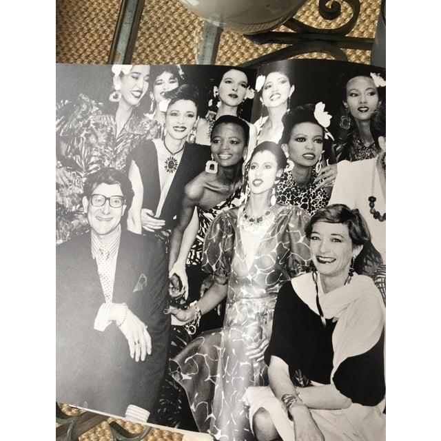 Yves St Laurent Photographs Book, Foreword by Pierre Berge For Sale In Charlotte - Image 6 of 9