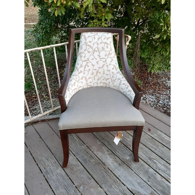 Fairfield Caldwell Occasional Chair For Sale - Image 12 of 13