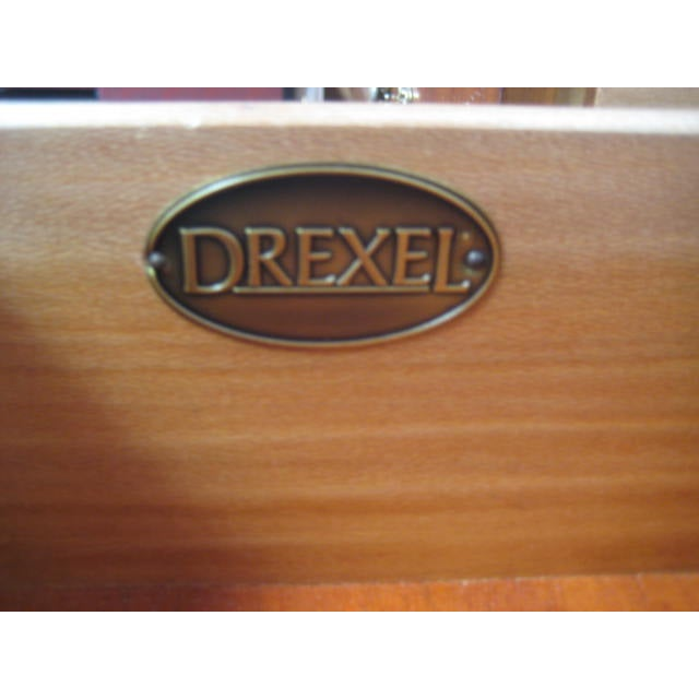 Queen Anne Style 10-Drawer Dresser by Drexel - Image 11 of 11