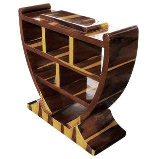 Art Deco Style Three-Tier Shelf For Sale