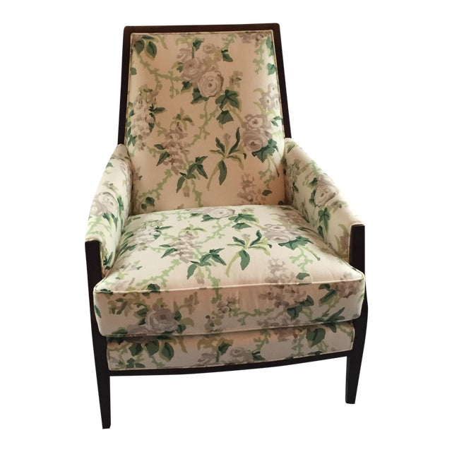 Mt Transitional Club Chair For Sale