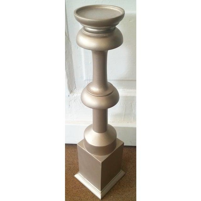 Sandy Gold Candleholder - Image 4 of 4