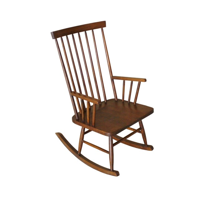 Mel Smilow Rocking Chair - Image 3 of 8