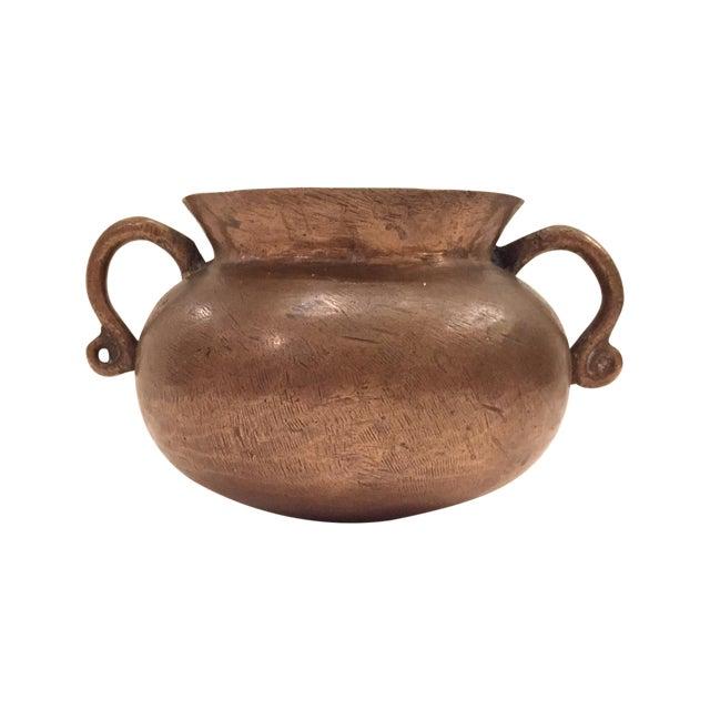 16th Century Bronze Drinking Vessel For Sale