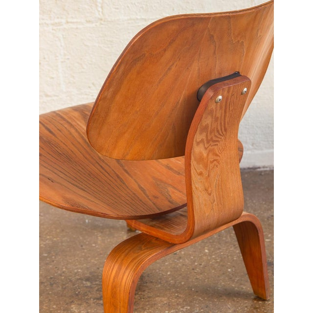 1950s 1950s Eames Ash LCW for Herman Miller Chair For Sale - Image 5 of 12