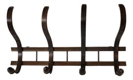 Image of French Coat and Hat Racks