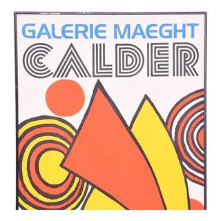 Galerie Maeght Calder Poster
