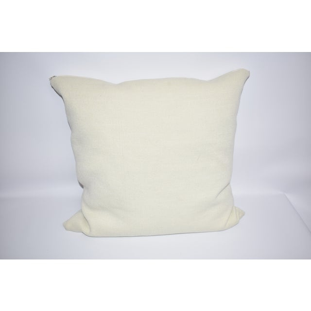 Mid-Century Modern Scandinavian Bergen Accent Pillow For Sale - Image 3 of 3