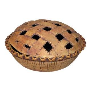 1970s Terrafirma Pie Keeper For Sale