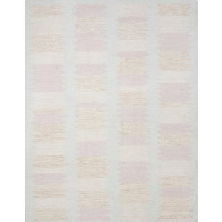 Schumacher Morfar Hand-Woven Area Rug, Patterson Flynn Martin For Sale