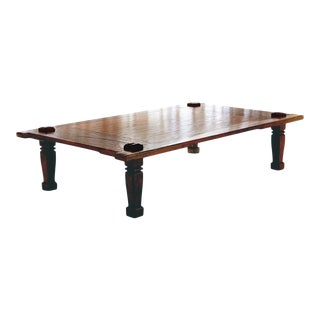 Great American Alder Coffee Table For Sale