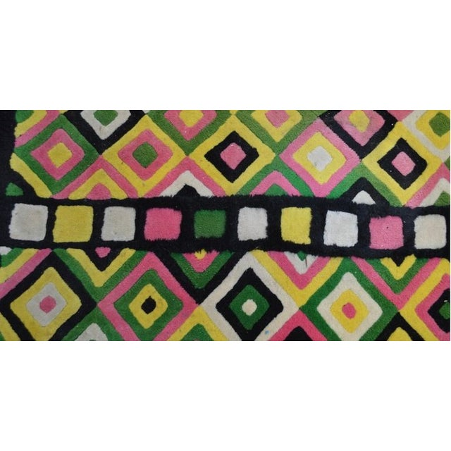 Color is my middle name. We love this exuberant wool Edward Fields rug. Perfect for a little girl's room, entry or office....