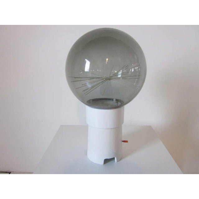 Mid-Century Modern Bill Curry Table Lamp For Design Line For Sale - Image 3 of 6