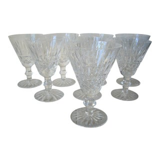 Waterford Crystal Wine Glasses - Set of 8 For Sale