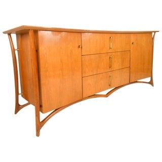 Vintage Sculpted Dresser by Piet Hein