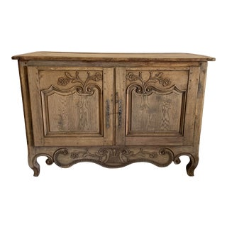 Late 19th Century French Country Buffet For Sale